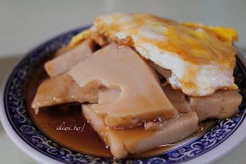 東門圓環火婆煎粿