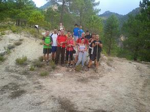 Photo: Comienza el ascenso al Pico
