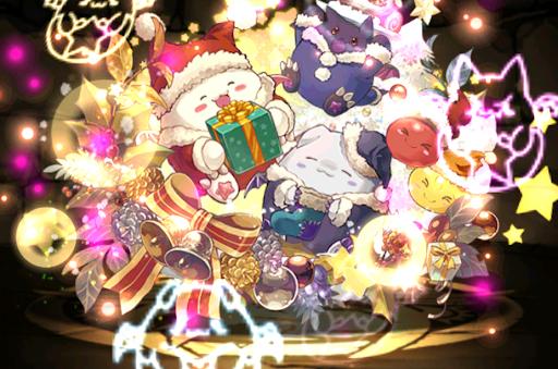 かわいいランキング-クリスマスたまドラ