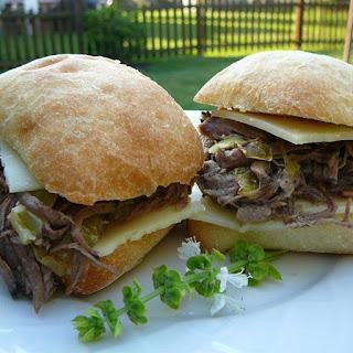 Pepperoncini Beef (Phillies).