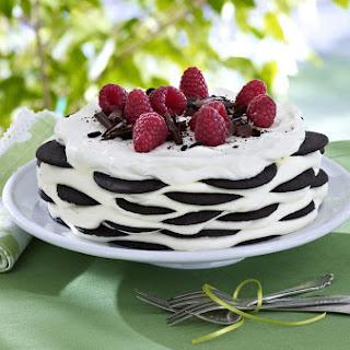 Cookie Icebox Cake.