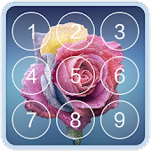 Keypad Lock Screen - Locker