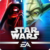 7.  Star Wars™: Galaxy of Heroes