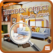 Hidden Object Fun In House