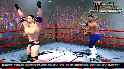 World Wrestling Champions 2K18