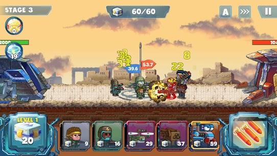 Defense War MOD (Unlimited Supplies) 5