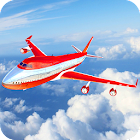Airplane Flight Pilot Simulator 2018 icon