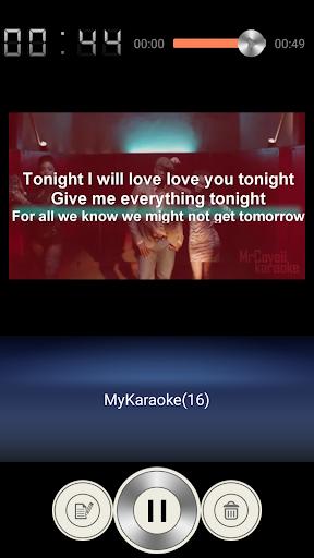 卡拉OK之夜 - iKaraoke
