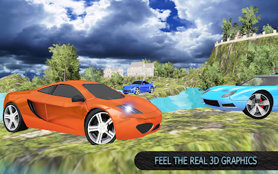 Valley car driving APK screenshot thumbnail 5