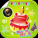 Happy Birthday Stickers icon