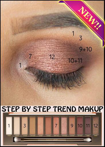 step by step make up (learn make up) 1.0.1 screenshots 4