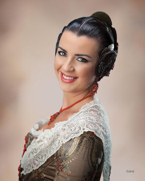 Marta Sahuquillo Sáez. Falla Barri de la Llum