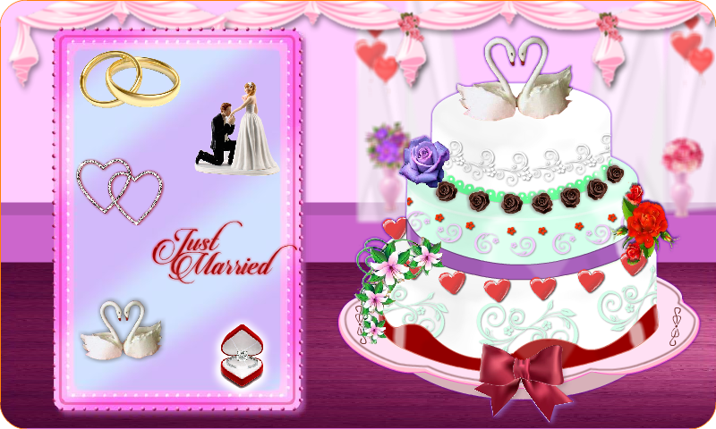 Rose wedding cake maker games android apps on google play rose wedding cake maker games screenshot junglespirit Images