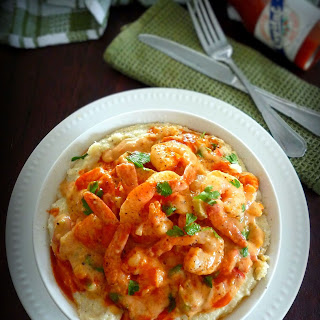 Creamy Shrimp and Grits.