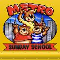Metro Sunday School icon