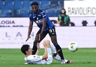 L'Atalanta fait le boulot mais perd 3 joueurs importants sur blessure