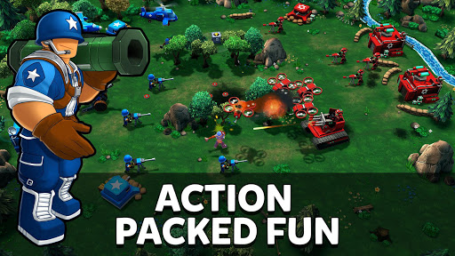Mini Guns - Omega Wars 1.0.17 screenshots 6