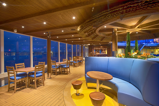 carnival-vista-blueiguana-cantina.jpg - Pull up a stool in the BlueIguana Cantina, featuring a wide variety of tequilas and beer, on Carnival Vista.