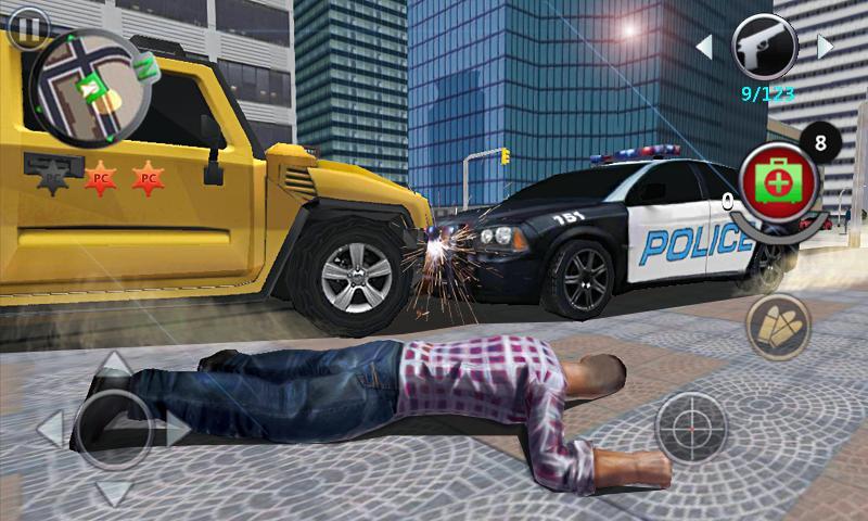 Grand Gangsters 3D Screenshot 6