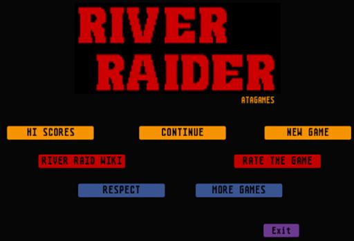 River Raid Traffic