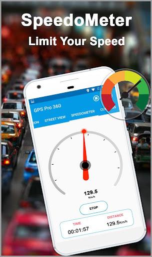 GPS Navigation: GPS Route, Live Maps & Street View 1.1.1 screenshots 6