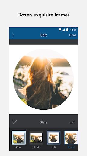 InFrame - Photo Editor & Pics Frame 1.6.6 screenshots 3