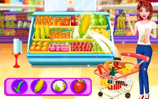 Supermarket Girl Cashier Game - Grocery Shopping  trampa 7