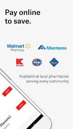 Blink Health Lowest Rx Prices - Pharmacy Savings Screenshot