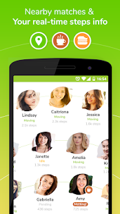 Lime Dating App -1 Step Closer- screenshot thumbnail