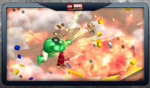 LEGO ® Marvel Super Heroes Mod Apk 4