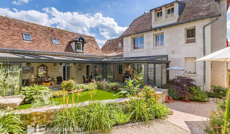 Maison avec jardin et terrasse Descartes