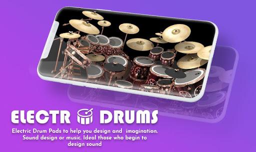 Electric Drum Kit 1.7 screenshots 5
