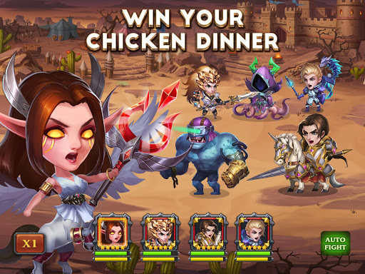 Heroes Charge screenshot 8