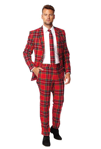 Opposuit, Mr Lumberjack