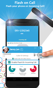Me: Caller ID & Spam Protection, Restore contacts- screenshot thumbnail