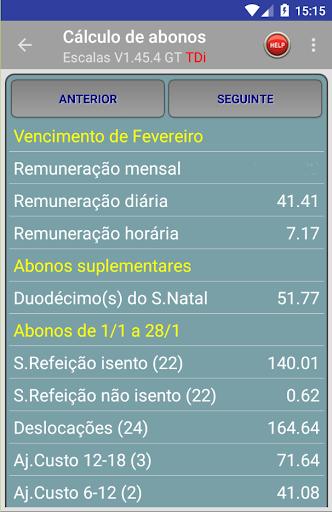 Escalas CP 2.16.5 screenshots 7