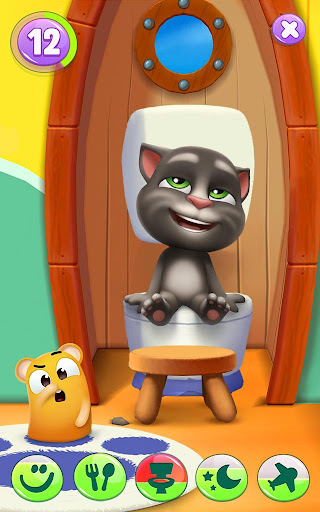 My Talking Tom 2 apkmr screenshots 11