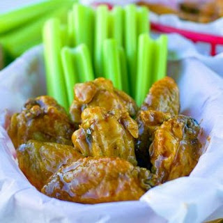 Dr Pepper Hot Wings