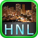 Honolulu Offline Travel Guide icon