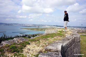 Photo: Katsuren-jo Castle ruins