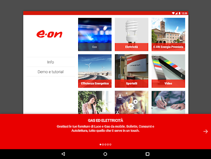 E.ON Energia Mobile- screenshot thumbnail