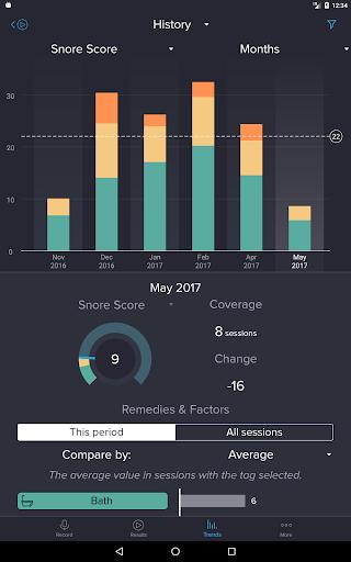 SnoreLab : Record Your Snoring  screenshots 9