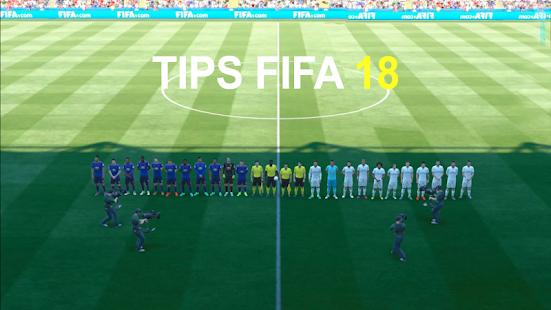 New FIFA 18 tips - náhled