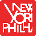 New York Philharmonic icon
