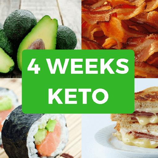 Ketogenic Diet Plan - 4 Weeks