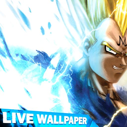 Fanart Vegeta Ultimate Super Saiyan Live Wallpaper
