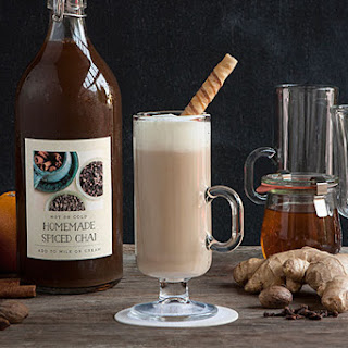 Spiced Chai Concentrate