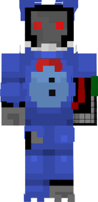Edited skin of another but it looks better,trust me.