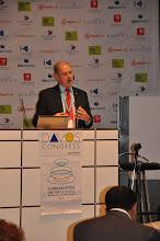 "Photo: ""Communicating Science & Innovations"" Panel - 2012: Hans Kunz"