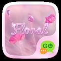 (FREE) GO SMS FLORAL THEME icon